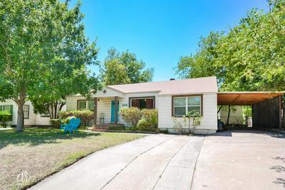1822 JACKSON ST, Abilene, TX 79602 - Photo 2