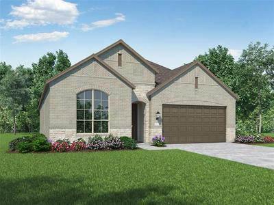 1408 BLUEBONNET LANE, Prosper, TX 75078 - Photo 1