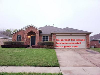 7924 COPPER CANYON DR, ARLINGTON, TX 76002 - Photo 1