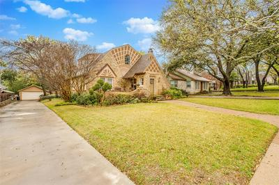3248 ODESSA AVE, FORT WORTH, TX 76109 - Photo 1