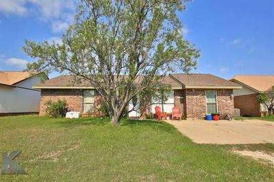 3618 GEORGETOWN DR, Abilene, TX 79602 - Photo 1