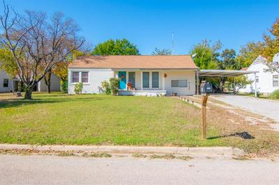 1013 LA MONTE DR, Brownwood, TX 76801 - Photo 1