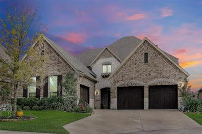 2908 BALLATER CT, The Colony, TX 75056 - Photo 1