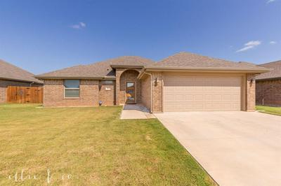 3418 GAYS WAY, Abilene, TX 79606 - Photo 2