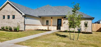 6425 SILVER LEAF CIRCLE, Abilene, TX 79606 - Photo 1