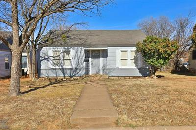 2726 S 10TH ST, Abilene, TX 79605 - Photo 1