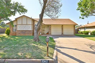2342 CORSICANA AVE, Abilene, TX 79606 - Photo 1