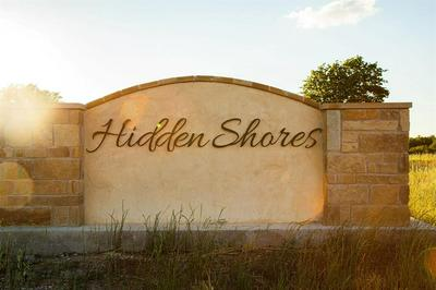 TBD HIDDEN SHORES, Cisco, TX 76437 - Photo 1