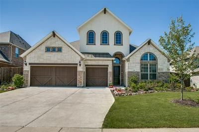 2110 ARBOL WAY, Prosper, TX 75078 - Photo 2