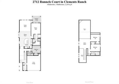 2712 RUNNELS COURT, Forney, TX 75126 - Photo 2