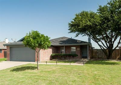 510 LONESTAR PARK LN, Ponder, TX 76259 - Photo 1
