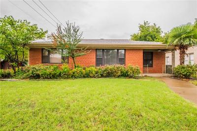 3152 WAITS AVE, Fort Worth, TX 76109 - Photo 1