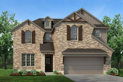 1605 STANCHION WAY, Weatherford, TX 76087 - Photo 1