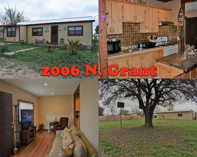 2006 N GRANT ST, Brady, TX 76825 - Photo 1