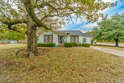 1012 LOWRIE ST, Bowie, TX 76230 - Photo 1