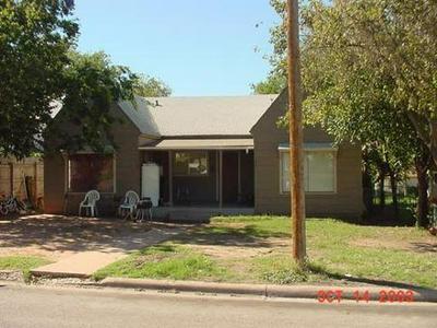402 AMARILLO ST, Abilene, TX 79602 - Photo 1