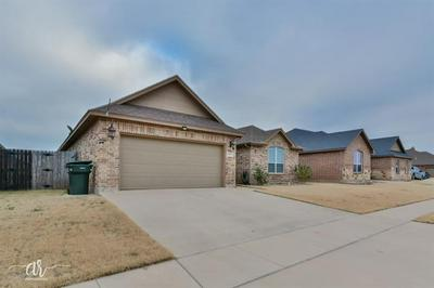 5017 YELLOWSTONE TRL, Abilene, TX 79602 - Photo 2