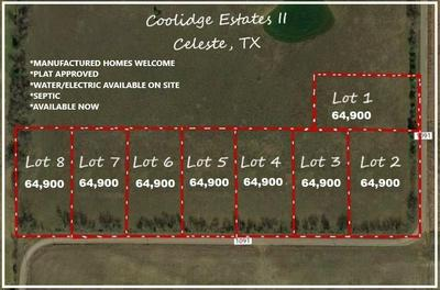LOT 1 COUNTY ROAD 1091, Celeste, TX 75423 - Photo 1