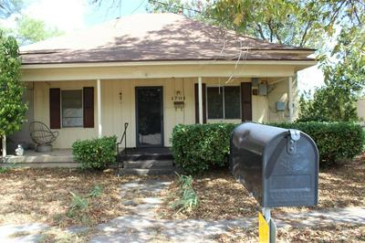 1701 S COMMERCIAL AVE, Coleman, TX 76834 - Photo 1