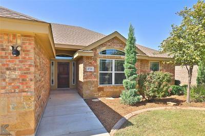 4726 YELLOWSTONE TRL, Abilene, TX 79602 - Photo 2