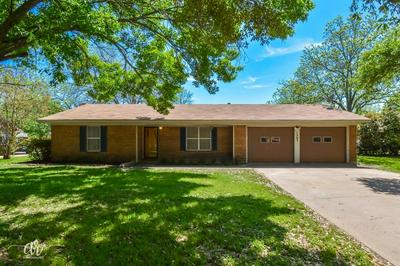 1305 WESTHILL LN, Coleman, TX 76834 - Photo 1