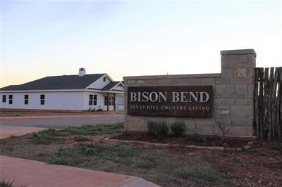 614 BISON BEND DR, Buffalo Gap, TX 79508 - Photo 1