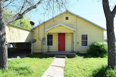 213 14TH ST, Coleman, TX 76834 - Photo 1