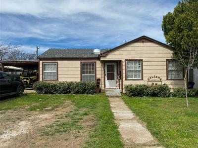 306 W 12TH ST, CISCO, TX 76437 - Photo 1