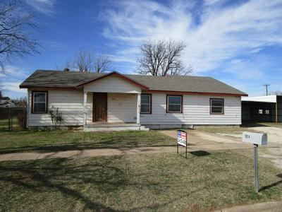 1014 AVENUE H, Anson, TX 79501 - Photo 1