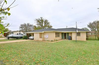 507 AVENUE K, Anson, TX 79501 - Photo 1