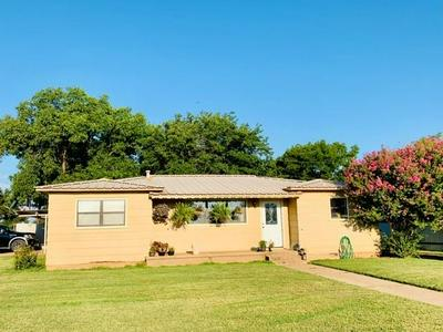 115 AMMONS ST, ROBY, TX 79543 - Photo 1