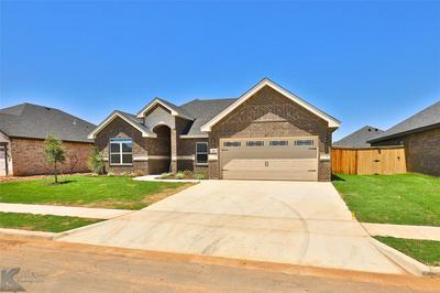 302 MARTIS WAY, Abilene, TX 79602 - Photo 2