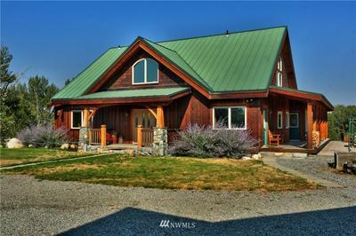 40 LOWER BEAR CREEK RD, Winthrop, WA 98862 - Photo 1