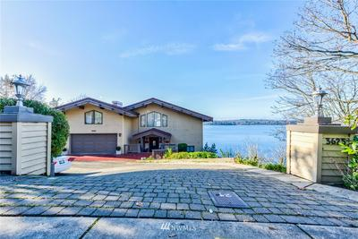 3625 W MERCER WAY, Mercer Island, WA 98040 - Photo 2