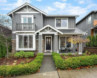 2136 NW SPRING FORK LN, Issaquah, WA 98027 - Photo 1