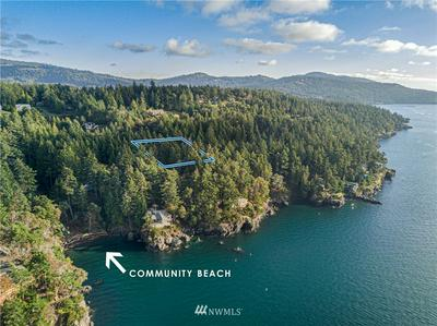 0 SMUGGLER'S COVE ROAD, Friday Harbor, WA 98250 - Photo 1
