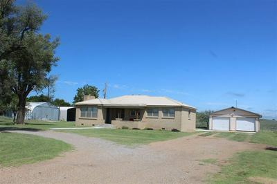 209831 E 640 RD, Vici, OK 73859 - Photo 1