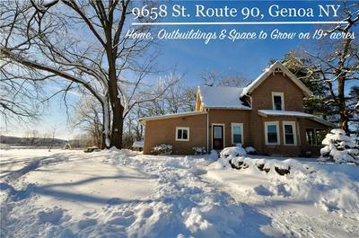 9658 STATE ROUTE 90, GENOA, NY 13071 - Photo 1