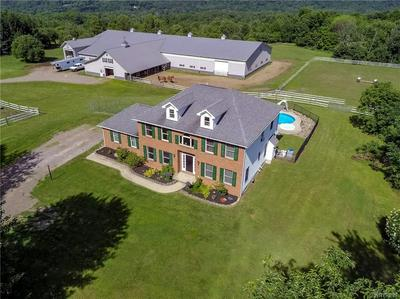6571 VERMONT HILL RD, Wales, NY 14139 - Photo 1