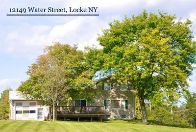 12149 WATER ST, Locke, NY 13092 - Photo 1
