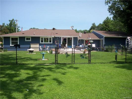 13 MOUNT PLEASANT AVE, FRANKLINVILLE, NY 14737 - Photo 2