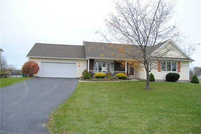 1 HUTTON CIR, CHURCHVILLE, NY 14428 - Photo 1
