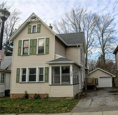 503 SEWARD ST, Rochester, NY 14608 - Photo 1