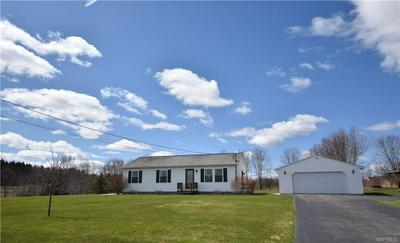 6296 CURRIERS RD, ARCADE, NY 14009 - Photo 1