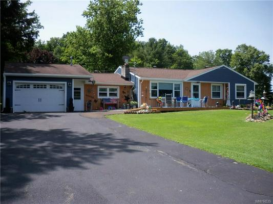 13 MOUNT PLEASANT AVE, FRANKLINVILLE, NY 14737 - Photo 1
