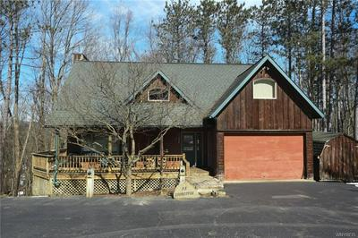 33 GREER HILL DR, ELLICOTTVILLE, NY 14731 - Photo 1