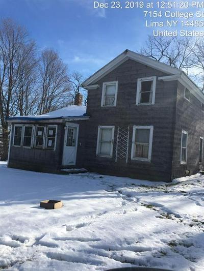 7160 COLLEGE ST, LIMA, NY 14485 - Photo 1