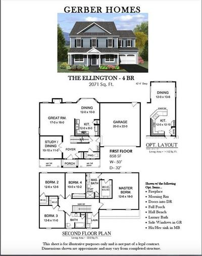 9 CLAIREON WOODS DR, Penfield, NY 14526 - Photo 2