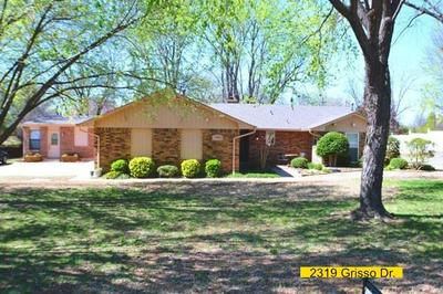 2319 GRISSO DR, Seminole, OK 74868 - Photo 1