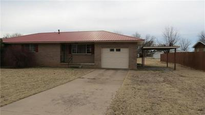 807 W 4TH ST, Granite, OK 73547 - Photo 1